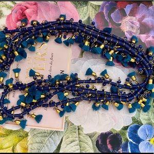 Roller Rabbit Alani Tassel Necklace